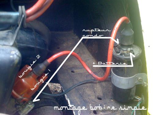 monter un double bobine sur une fiat 500 pour améliorer le démarrage a chaud